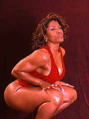 Threesome between two ebony goddesses and big dick